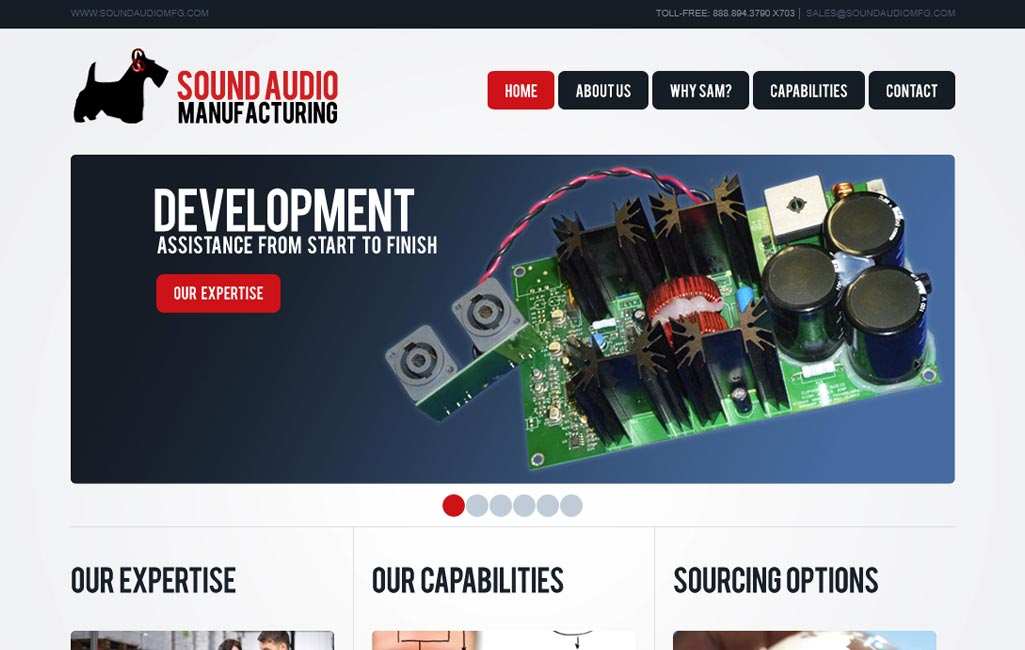 Sound Audio Manufacturing
