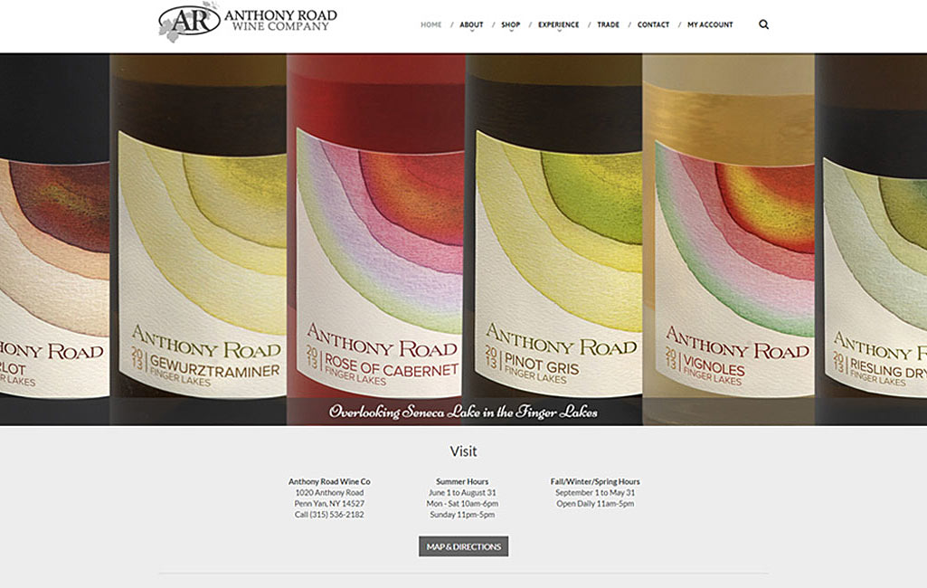 Anthony Road Wine Co. Picture 1