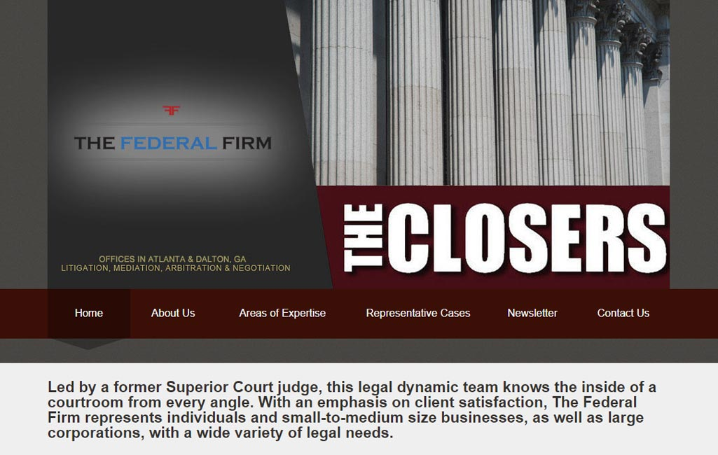 The Federal Firm