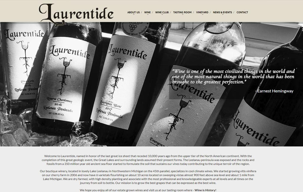 Laurentide Winery