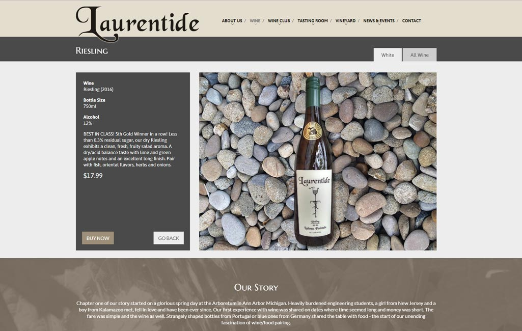 Laurentide Winery Picture 3