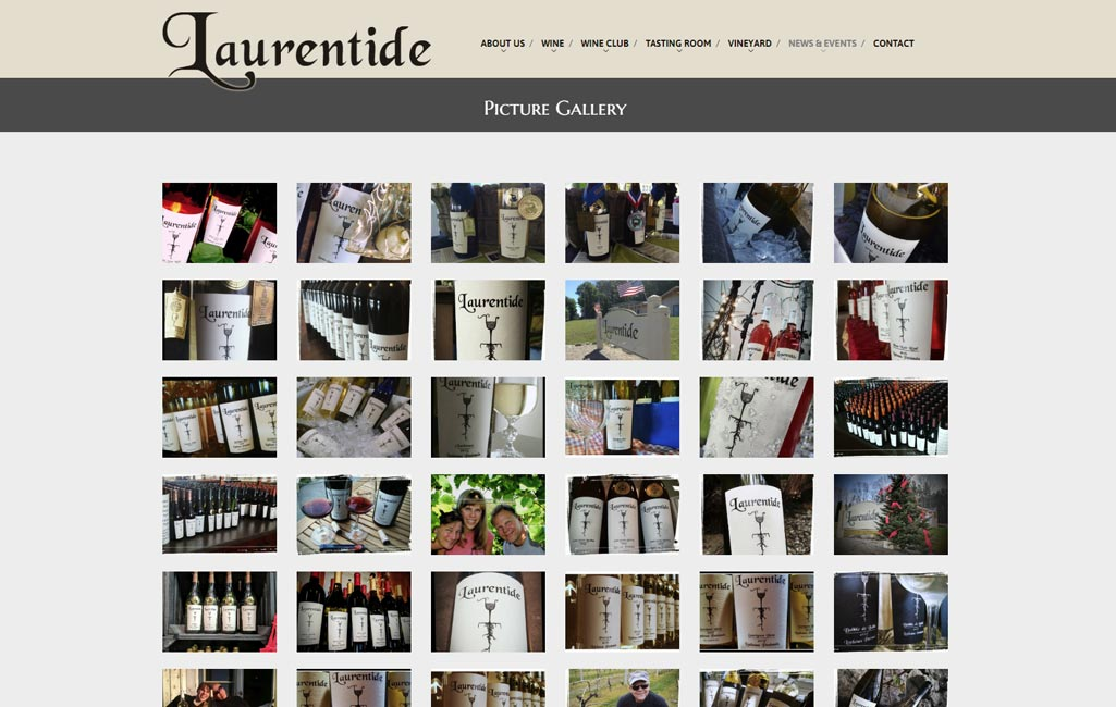 Laurentide Winery Picture 4