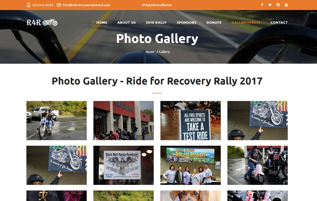 Ride for Recovery Picture 4