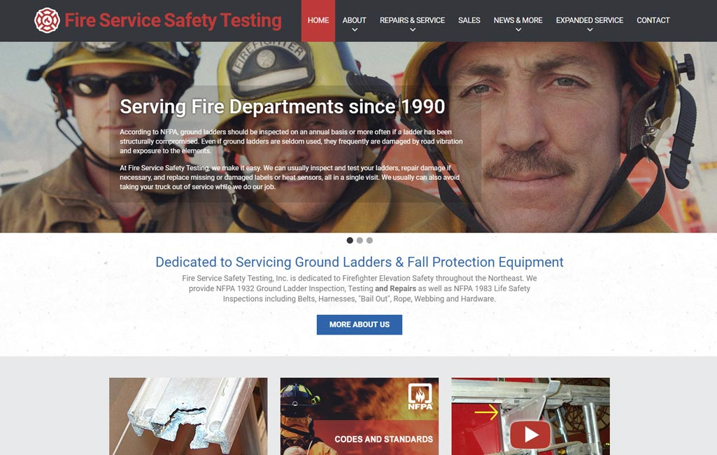 Fire Service Safety Testing